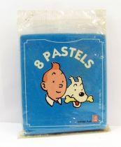 Tintin - LU - Box of pastel pencil