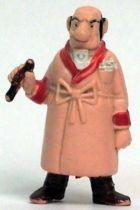 Tintin - Plastic figure Esso France Belvision - Rastapopoulos
