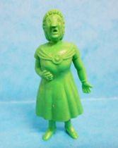 Tintin - Premium monocolor figure Esso Belgium - Castafiore (green)