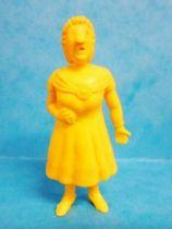 Tintin - Premium monocolor figure Esso Belgium - Castafiore (yellow)