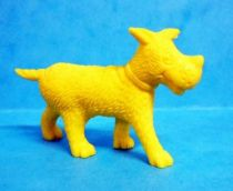 Tintin - Premium monocolor figure Esso Belgium - Gustav the dog (yellow)