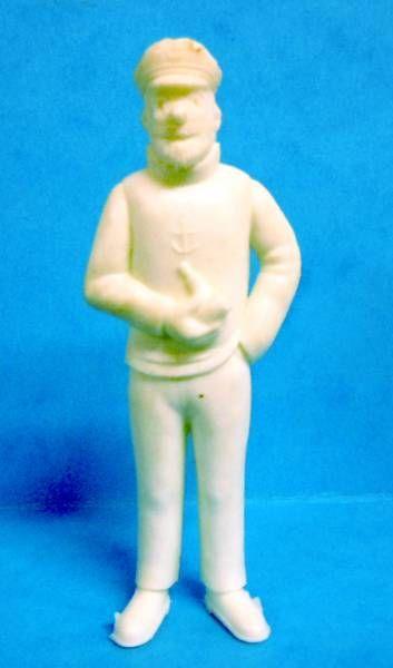 Tintin - Premium monocolor figure Esso Belgium - Haddock (white)