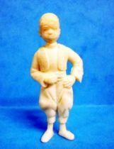 Tintin - Premium monocolor figure Esso Belgium - Miko (white)