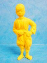 Tintin - Premium monocolor figure Esso Belgium - Miko (yellow)