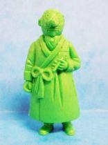 Tintin - Premium monocolor figure Esso Belgium - Rastapopoulos (green)