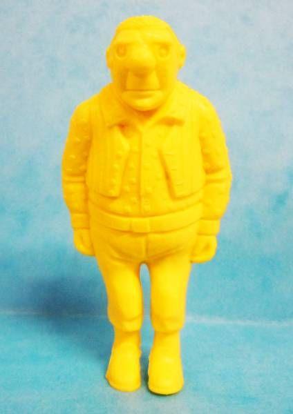 Tintin - Premium monocolor figure Esso Belgium - Rastapopoulos\\\' Large Henchman (yellow)