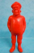 Tintin - Premium monocolor figure Esso Belgium - Rastapopoulos\' Lieutenant (red)