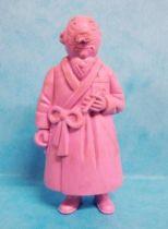 Tintin - Premium monocolor figure Esso Belgium - Rastapopoulos (purple)