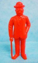 Tintin - Premium monocolor figure Esso Belgium - Thomson stick in right hand (rouge)