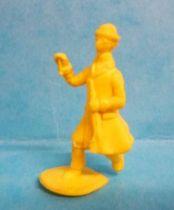 Tintin - Premium monocolor figure Stenval - Calculus (yellow)