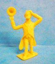 Tintin - Premium monocolor figure Stenval - Philemon Siclone (yellow)