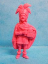 Tintin - Premium monocolor figure Stenval - Rackam the Red (pink)