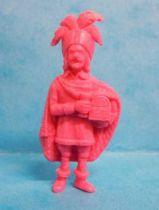 Tintin - Premium monocolor figure Stenval - Rackam the Red (pink)