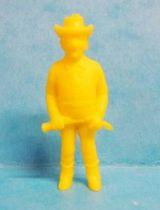 Tintin - Premium monocolor figure Stenval - Rastapopoulos (yellow)