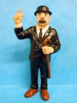 Tintin - Pvc figure Bully (1990) - Thompson stick in left hand