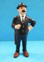 Tintin - Pvc figure Bully (1990) - Thomson stick in right hand