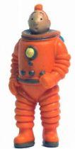 Tintin - Pvc figure LU (1993) - Explorers of the moonTintin