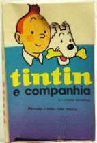 Tintin - PVC Figures Portugal - Display box (empty)