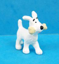 Tintin - Schleich PVC figure 1985 - Snowy