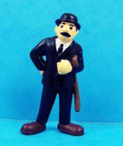 Tintin - Schleich PVC figure 1985 - Thomsons