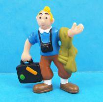 Tintin - Schleich PVC figure 1985 - Tintin