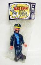 Tintin - Squeeze Figure Laya - Captain Haddock (mint in baggie)