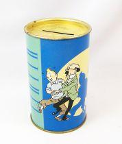 Tintin - Tropico Diffusion Tin Bank (Round)