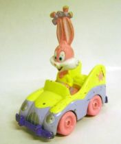 Tiny Toons - Die-cast Vehicle - Babs Bunny