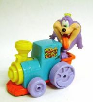 Tiny Toons - Die-cast Vehicle - Dizzy Devil