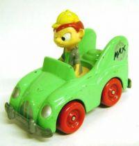 Tiny Toons - Die-cast Vehicle - Montana Max