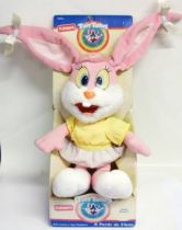 Tiny Toons - Plush doll - Babs Bunny - Playskool