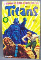 Titans n°64 - Collection Super Héros LUG - Mai 1984 - La Guerre des Etoiles 01