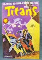 Titans n°72 - Collection Super Héros LUG - Janvier 1985 - La Guerre des Etoiles 01