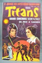 Titans n°81 - Collection Super Héros LUG - Octobre 1985 - La Guerre des Etoiles 01