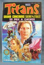 Titans n°82 - Collection Super Héros LUG - Novembre 1985 - La Guerre des Etoiles 01