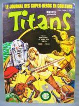 Titans n°21 - Collection Super Héros LUG - Juillet 1979 - La Guerre des Etoiles 01