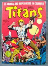 Titans n°24 - Collection Super Héros LUG - Janvier 1980 - La Guerre des Etoiles 01