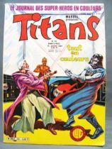 Titans n°30 - Collection Super Héros LUG - Janvier 1981 - La Guerre des Etoiles 01
