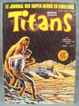 Titans n°34 - Collection Super Héros LUG - Septembre 1981 - La Guerre des Etoiles 01