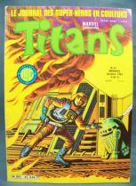 Titans n°45 - Collection Super Héros LUG - Octobre 1982 - La Guerre des Etoiles 01