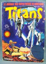 Titans n°52 - Collection Super Héros LUG - Mai 1983 - La Guerre des Etoiles 01