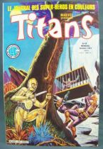 Titans n°69 - Collection Super Héros LUG - Octobre 1984 - La Guerre des Etoiles 01