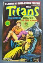 Titans n°77 - Collection Super Héros LUG - Juin 1985 - La Guerre des Etoiles 01