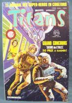 Titans n°79 - Collection Super Héros LUG - Août 1985 - La Guerre des Etoiles 01