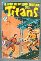 Titans n°87 - Collection Super Héros LUG - Avril 1986 - La Guerre des Etoiles 01