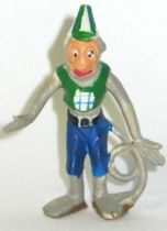 Titus the little Lion - Jim figure - Cela the ape