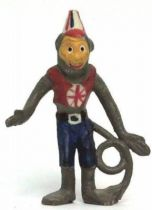 Titus the little Lion - Jim Figures - Ceci the ape