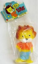 Titus the Little Lion - Squeeze Toy Delacoste standard Version - Titus (mint in package)