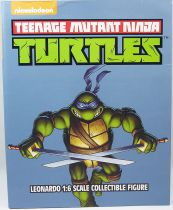 TMNT Tortues Ninja - Mondo - Leonardo 1:6 scale collectible figure