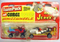 Tom & Jerry - Corgi Junior  Twin Pack 1971